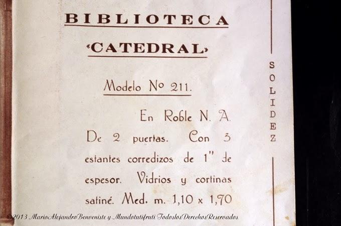 biblioteca descripción