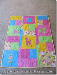 baby quilt 01