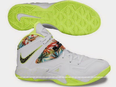 nike zoom soldier 7 gr white volt 1 01 Two New Possible Nike Zoom Soldier VII Colorways