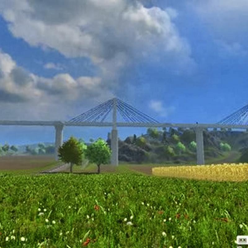 Farming simulator 2013 - Alladorf map v 4.0 Final