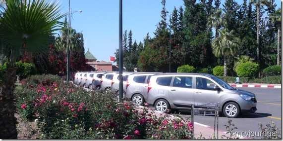 Dacia Lodgy testdagen 04