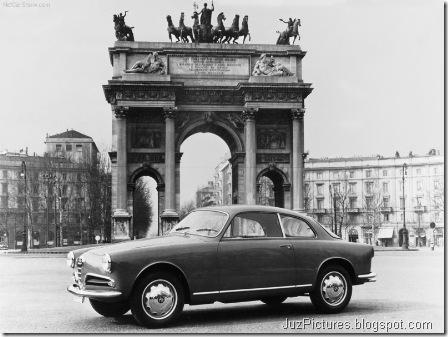 Alfa Romeo Giulietta Sprint 4