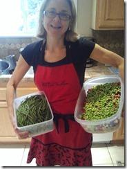 salad green beans