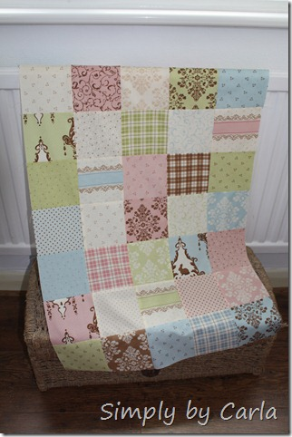 Will & Lily Quilt 009