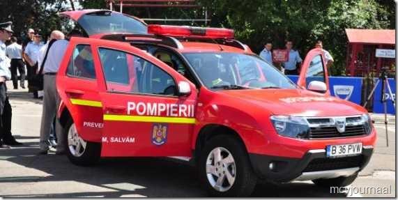 Dacia als brandweerhulpvoertuig 03