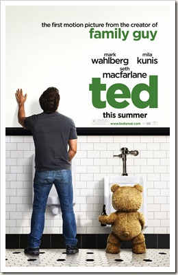 WTWTW Movie Review - Ted