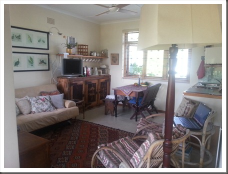Cottage 51 - Kayser's Beach, Eastern Cape - Living Area