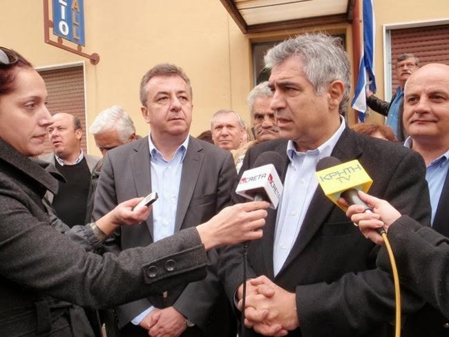 Ελεύθερος με εγγύηση 1 εκ. ευρώ ο Μιχάλης Καρχιμάκης