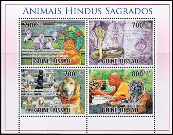 Sacred Animals of Hinduism