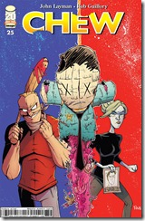 Chew #25