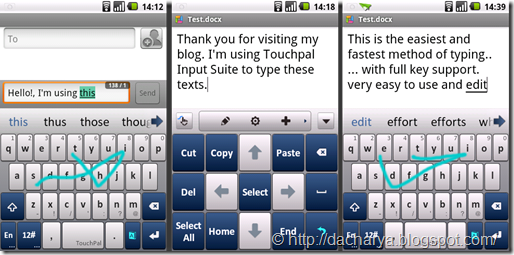 Touchpal Input