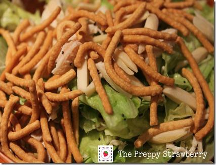 J salad