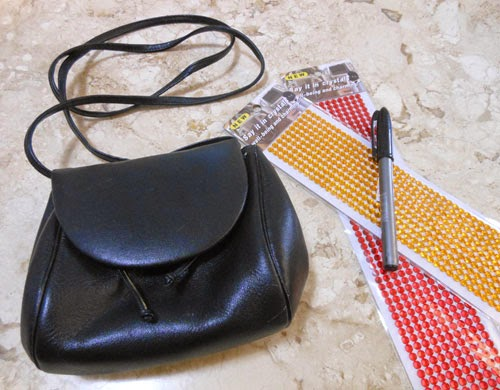 Como customizar bolsa de festa