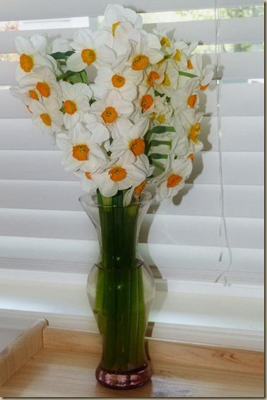 Vase of Daffodils - 7