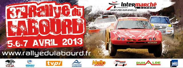 37ème Rallye Tout Terrain National de la Province du Labourd