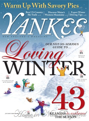 Yankee cover