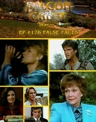 Falcon Crest_#176_False Faces