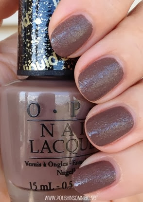 OPI It's All San Andreas's Fault