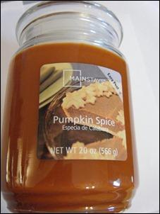 Mainstays Pumpkin Spice