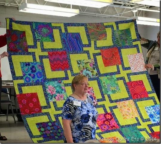 2014 Carolyn's Quilt