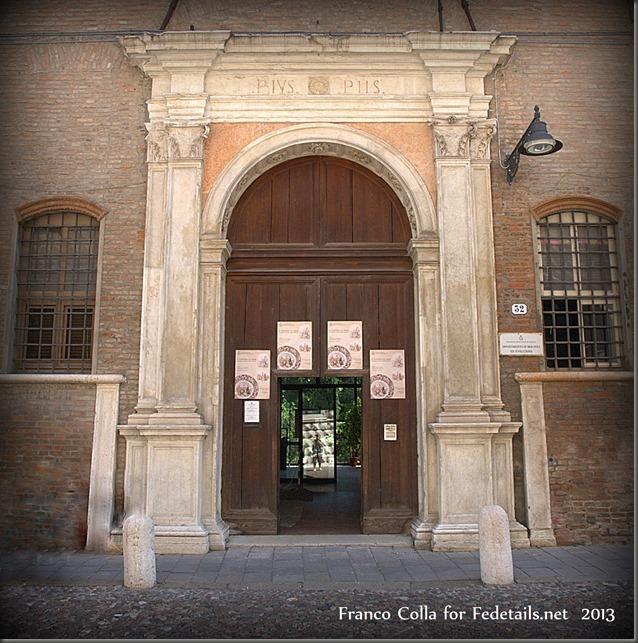 Palazzo Turchi di Bagno, Ferrara, Italy - Turchi di Bagno Palace, Ferrara, Italy, photo3