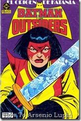 P00025 - Batman y los Outsiders #8