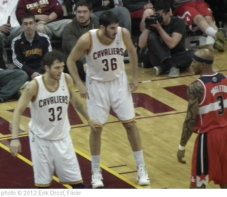 'Luke Walton and Omri Casspi' photo (c) 2012, Erik Drost - license: http://creativecommons.org/licenses/by/2.0/