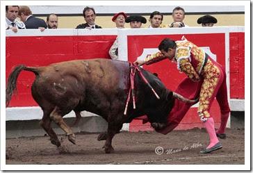 Mejor Estocada Bilbao Aste Nagusia 2014 - Manzanares (1)