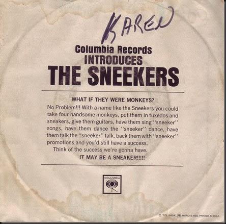 sneekers bac
