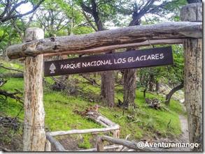 Entrada do Parque Nacional, El Chaltén