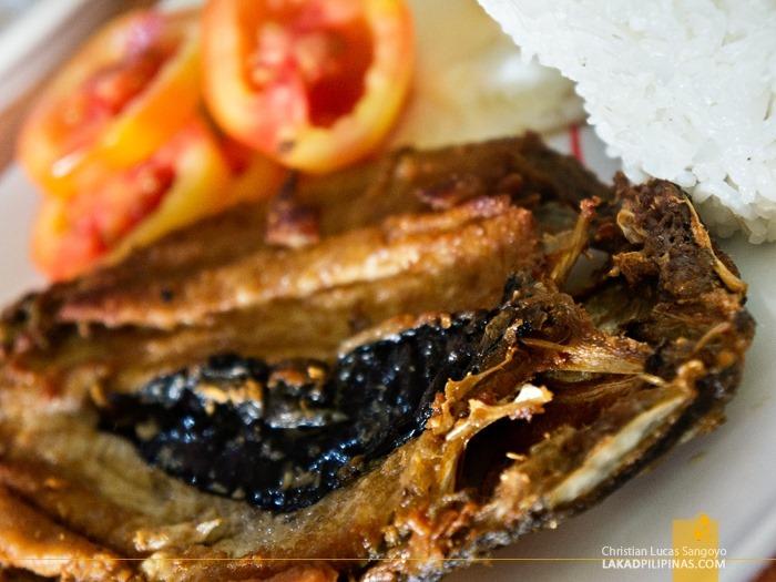 Bangus Breakfast at Bolinao
