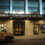 church of scientology of new york in New York City, New York, United States