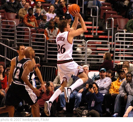 'Korver Jumper' photo (c) 2007, kenbrynan - license: http://creativecommons.org/licenses/by-nd/2.0/