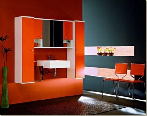 muebles para cuarto de baño moderno15
