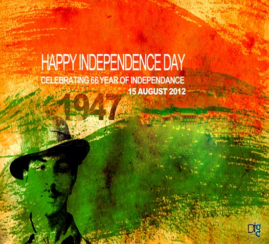 Happy Independence Day India Latest Wallpapers 2012
