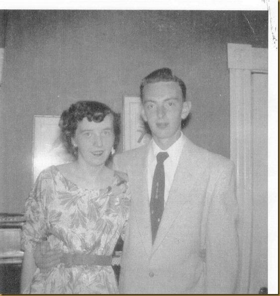 Shirley Bishop&Lee Irwin abt1955