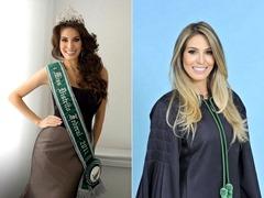 2 - Aprovada em 6 concursos, miss DF vira juíza aos 28