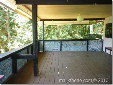 23 covered deck