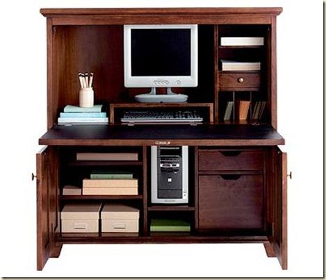 Escritorios de madera para oficina decoraci n de for Escritorios de madera para oficina