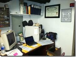 adam's office
