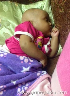 Cucuk Baby 1 2 3 bulan di Klinik