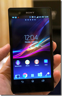Sony Xperia Z Root