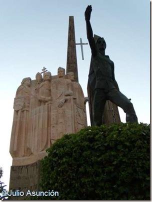 Monumento de la Batalla de las Navas de Tolosa