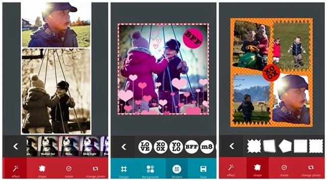Phototastic para Windows Phone