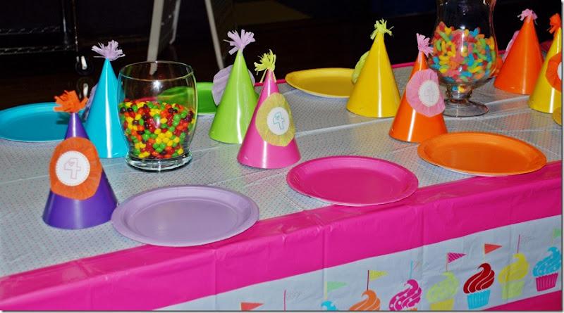 Hannah's 4th Birthday! 015