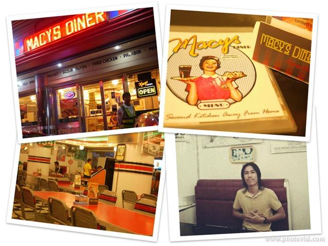 macy's diner