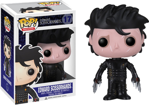Funko Pop! Edward Scissorhands