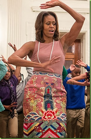 Michelle-Obama-Does-Bollywood-Dance-White-House