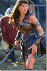 Xena Warrior Princess a