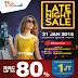Diskon Hingga 80% di Late Night Sale CSB Mall Cirebon